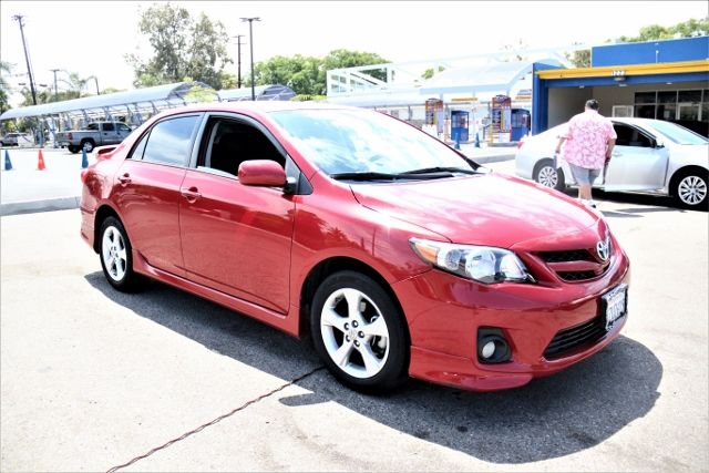2013 Toyota Corolla S Limited warranty included to assure your worry-free purchase AutoCheck repo