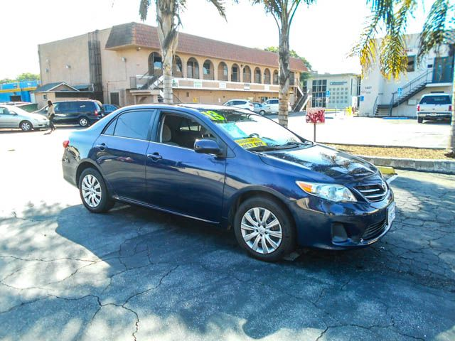 2013 Toyota Corolla LE Limited warranty included to assure your worry-free purchase AutoCheck rep