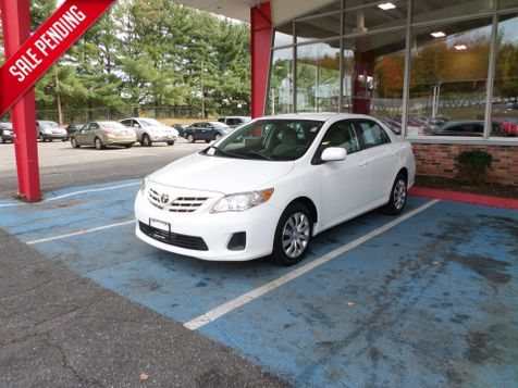 2013 Toyota Corolla LE in WATERBURY, CT