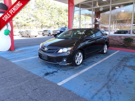 2013 Toyota Corolla S in WATERBURY, CT