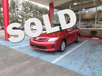 2013 Toyota Corolla in WATERBURY, CT