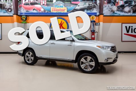 2013 Toyota Highlander Limited in Addison
