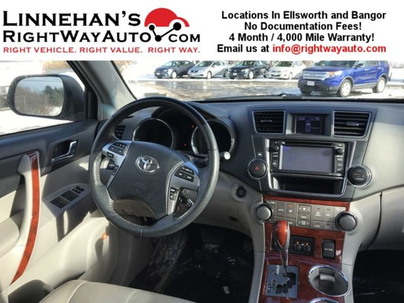 2013 Toyota Highlander Limited  in Bangor, ME