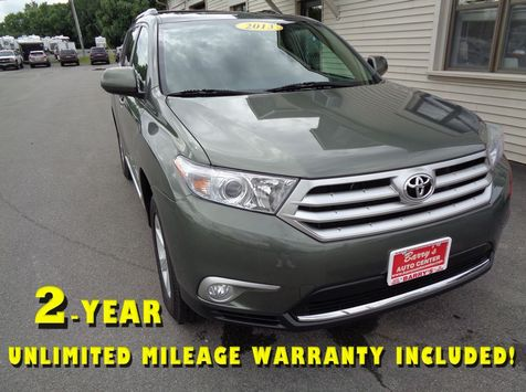 2013 Toyota Highlander SE in Brockport