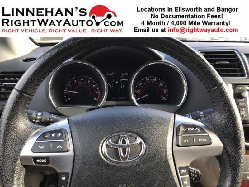 2013 Toyota Highlander Limited  in Bangor, ME