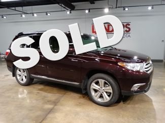 2013 Toyota Highlander Limited Little Rock, Arkansas