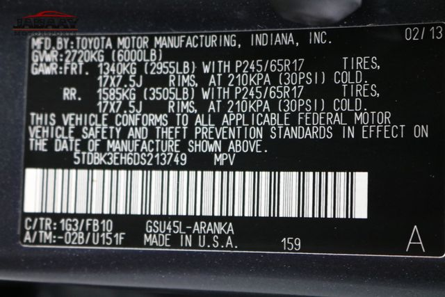 2013 Toyota Highlander Merrillville, Indiana 46