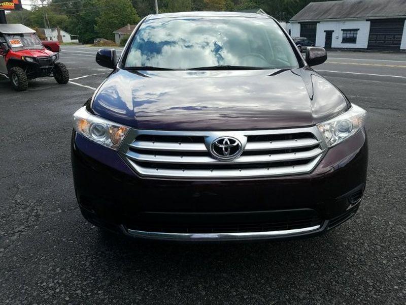 2013 Toyota Highlander SE | Pine Grove, PA | Pine Grove Auto Sales in Pine Grove, PA