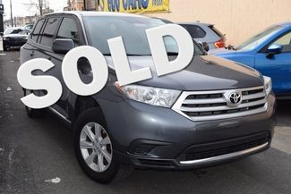 2013 Toyota Highlander Base Plus V6 Richmond Hill, New York