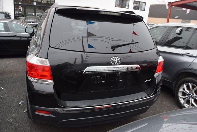 2013 Toyota Highlander Limited Richmond Hill, New York 4