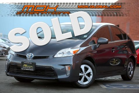 2013 Toyota Prius Three - Navigation - Smart Key in Los Angeles