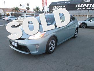 2013 Toyota Prius Four Costa Mesa, California