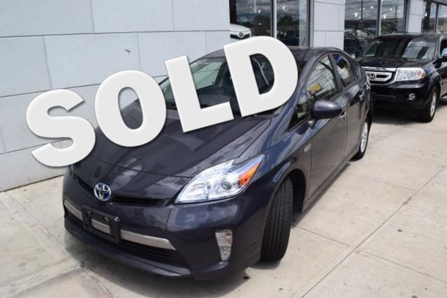 2013 Toyota Prius Plug-In 5dr HB (SE) Richmond Hill, New York 0