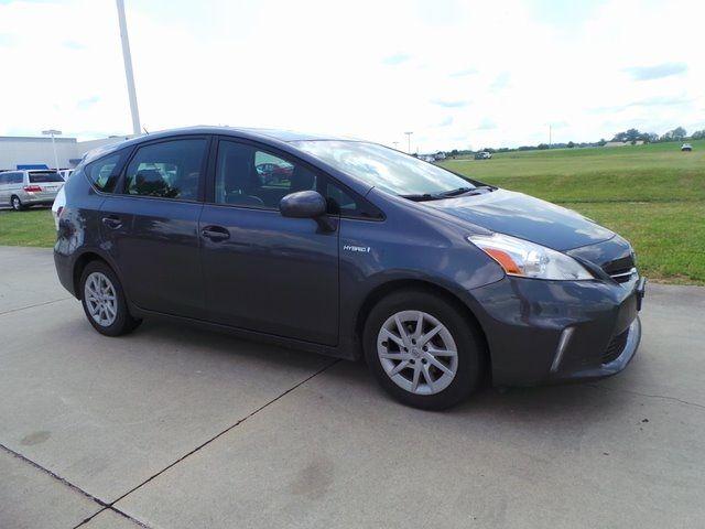 2013 Toyota Prius v Three Cape Girardeau, Missouri 0