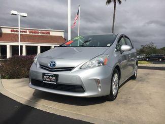 2013 Toyota Prius v in San Luis Obispo CA