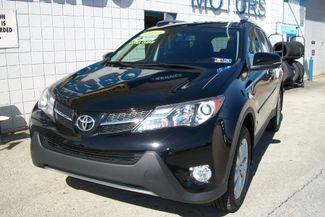 2013 Toyota RAV4 AWD Limited Bentleyville, Pennsylvania 50