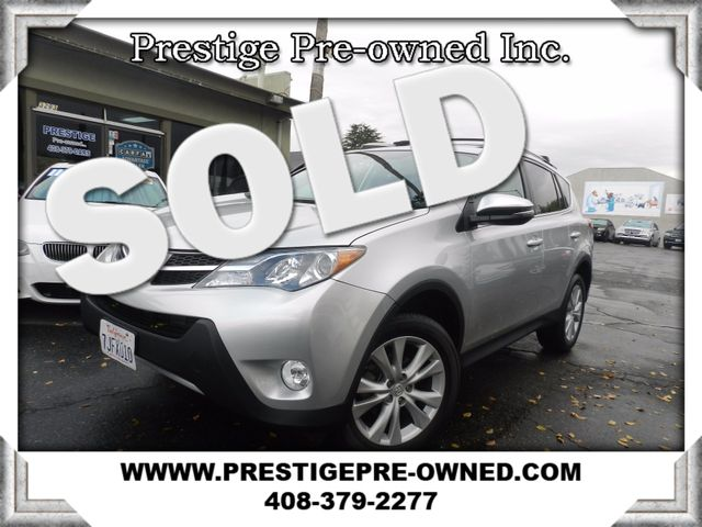 2013 Toyota RAV4 Limited  in Campbell CA