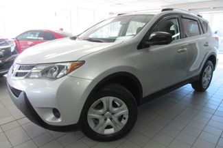 2013 Toyota RAV4 LE W/ BACK UP CAM Chicago, Illinois