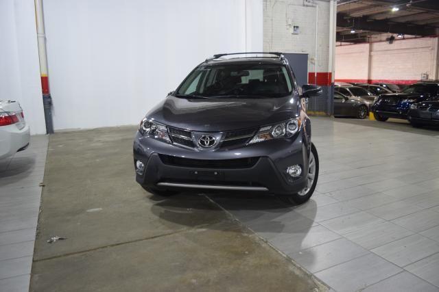 2013 Toyota RAV4 Limited Richmond Hill, New York 1