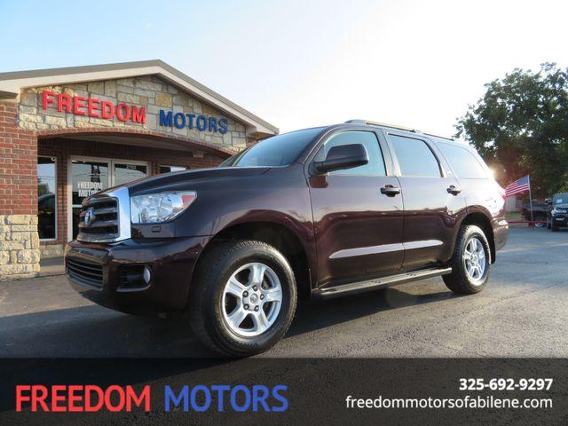 2013 Toyota Sequoia SR5 | Abilene, Texas | Freedom Motors  in Abilene Texas