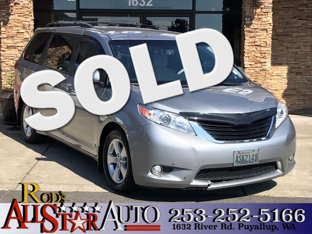 2013 Toyota Sienna LE AAS Take the stress out of car buying at Rods All Star Auto After 25 years