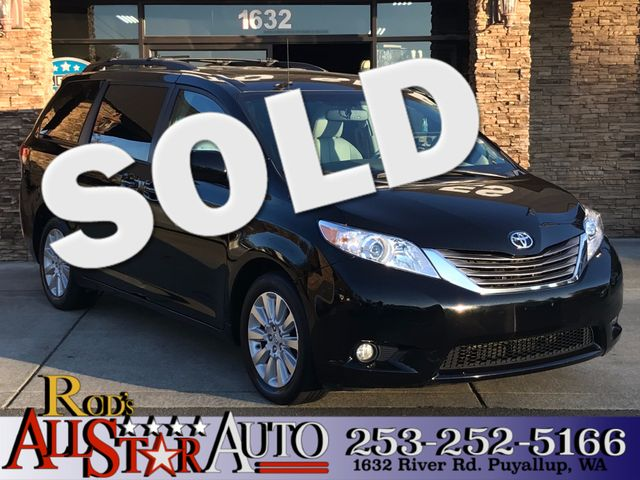 2013 Toyota Sienna XLE AWD The CARFAX Buy Back Guarantee that comes with this vehicle means that y