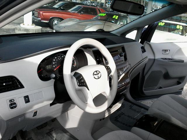 2013 Toyota Sienna LE San Antonio, Texas 18