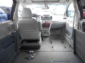 2013 Toyota Sienna Xle Wheelchair Van - DEPOSIT Pinellas Park, Florida 8