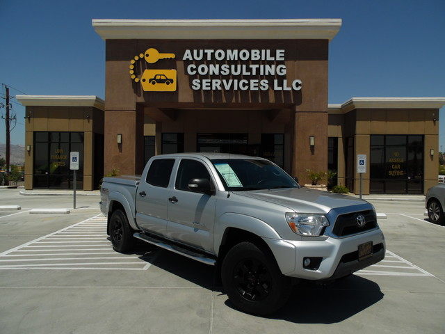2013 Toyota Tacoma PreRunner TRD OFF ROAD Bullhead City, Arizona 0