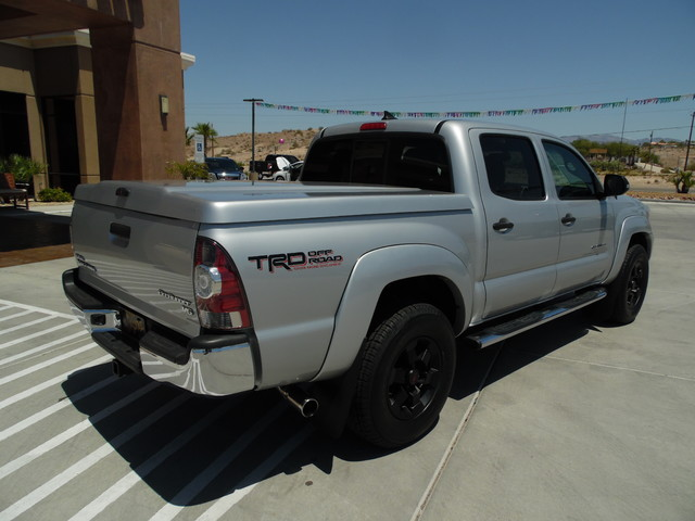 2013 Toyota Tacoma PreRunner TRD OFF ROAD Bullhead City, Arizona 11
