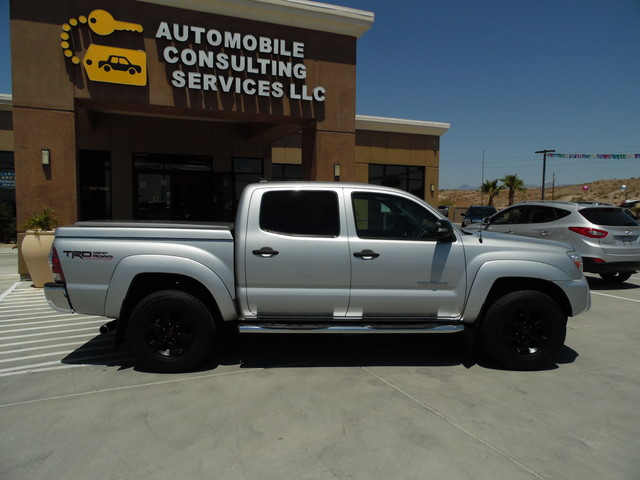 2013 Toyota Tacoma PreRunner TRD OFF ROAD Bullhead City, Arizona 12