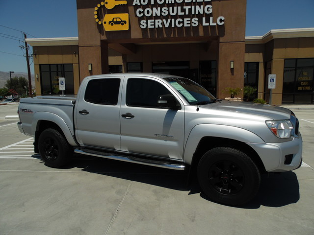 2013 Toyota Tacoma PreRunner TRD OFF ROAD Bullhead City, Arizona 13