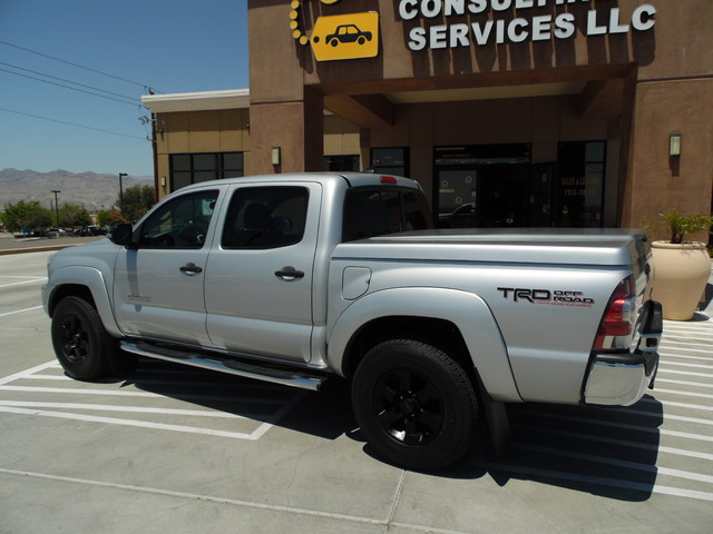2013 Toyota Tacoma PreRunner TRD OFF ROAD Bullhead City, Arizona 4