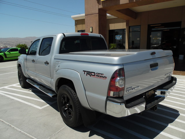 2013 Toyota Tacoma PreRunner TRD OFF ROAD Bullhead City, Arizona 5