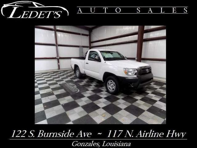 2013 Toyota Tacoma  - Ledet's Auto Sales Gonzales_state_zip in Gonzales Louisiana