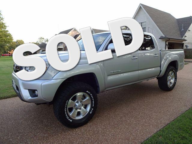 2013 Toyota Tacoma SR5 4X4 V6   Marion, Arkansas   King Motor Company
