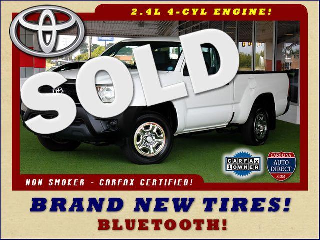 2013 Toyota Tacoma REG CAB RWD - BRAND NEW TIRES! Mooresville , NC 0