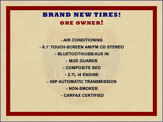 2013 Toyota Tacoma REG CAB RWD - BRAND NEW TIRES! Mooresville , NC 1