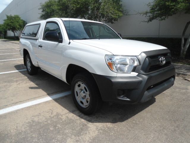 2013 Toyota Tacoma 1 Owner Plano, Texas 0