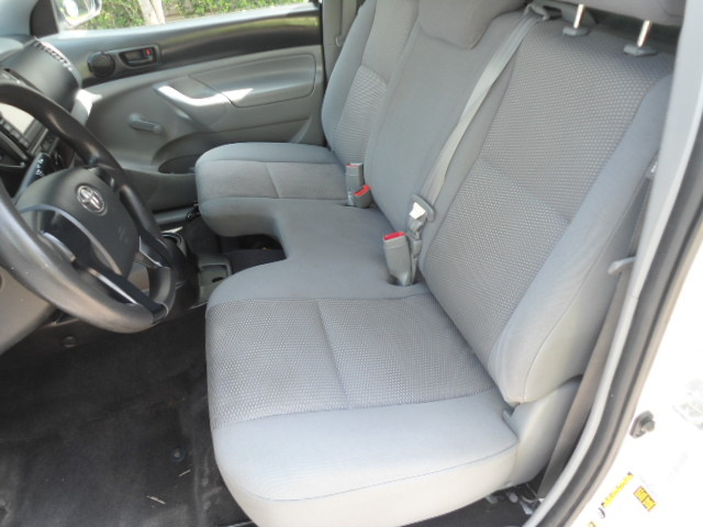 2013 Toyota Tacoma 1 Owner Plano, Texas 13