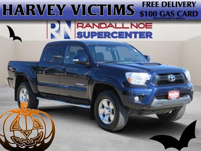 2013 Toyota Tacoma PreRunner | Randall Noe Super Center in Tyler TX