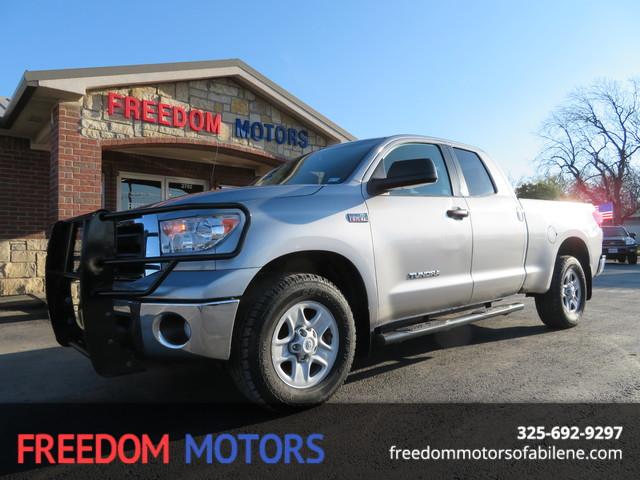 2013 Toyota Tundra DBL CAB  4x4  | Abilene, Texas | Freedom Motors  in Abilene Texas