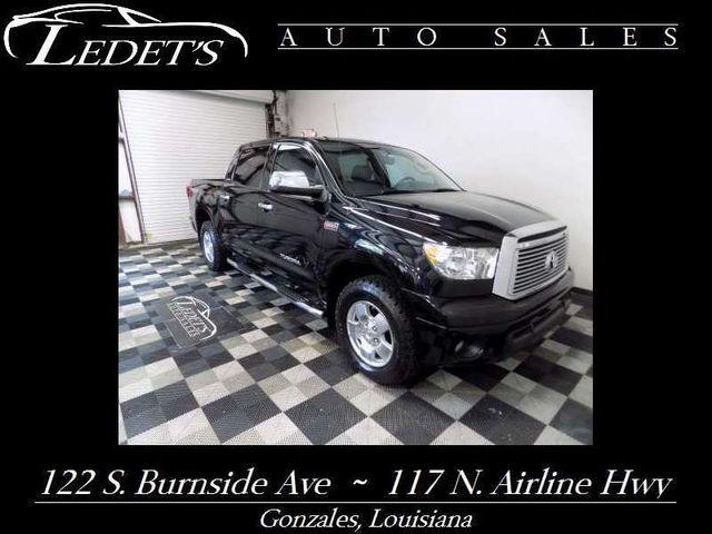 2013 Toyota Tundra LTD - Ledet's Auto Sales Gonzales_state_zip in Gonzales Louisiana