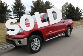 2013 Toyota Tundra Limited 5.7L CrewMax 4WD in Great Falls, MT