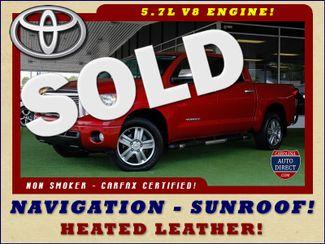 2013 Toyota Tundra LTD CrewMax 4x4 - NAVIGATION - SUNROOF! Mooresville , NC