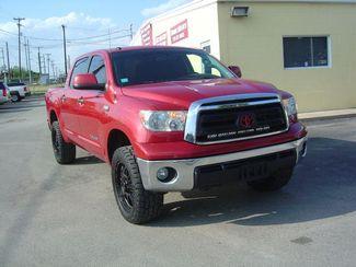 2013 Toyota Tundra Tundra-Grade CrewMax 5.7L FFV 4WD San Antonio, Texas 3