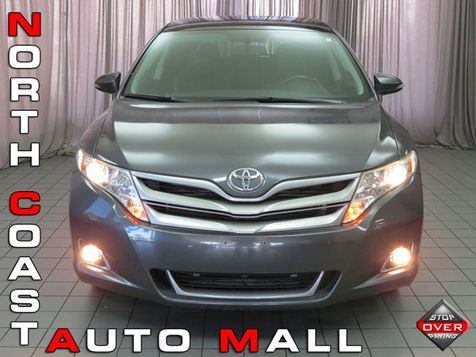 2013 Toyota Venza 4dr Wagon V6 AWD XLE in Akron, OH