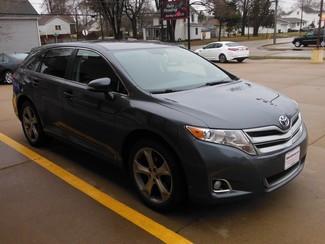 2013 Toyota Venza LE Clinton, Iowa 1
