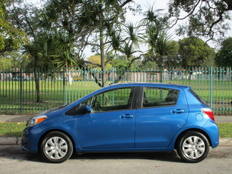 2013 Toyota Yaris L Miami, Florida 2