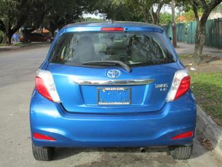 2013 Toyota Yaris L Miami, Florida 3